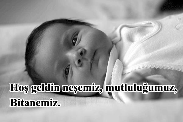 Bebeğime Güzel Sözler