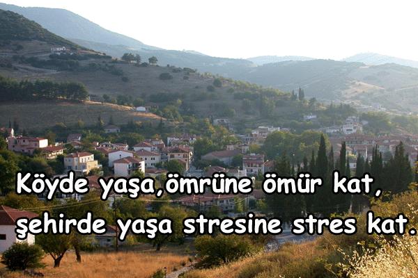 Köy İle İlgili Güzel Sözler
