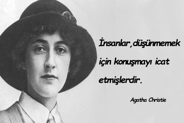 Agatha Christie Sözleri