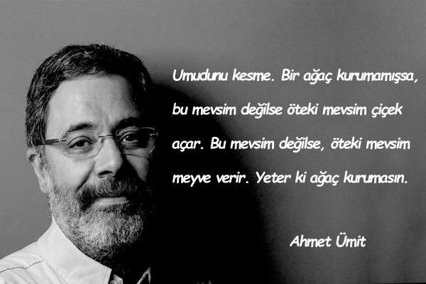 Ahmet Ümit Sözleri