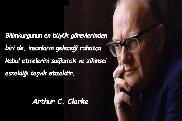 Arthur C. Clarke Sözleri