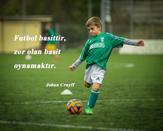 Futbol İle İlgili Sözler