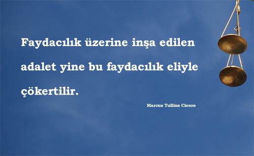 Marcus Tullius Cicero Sözleri